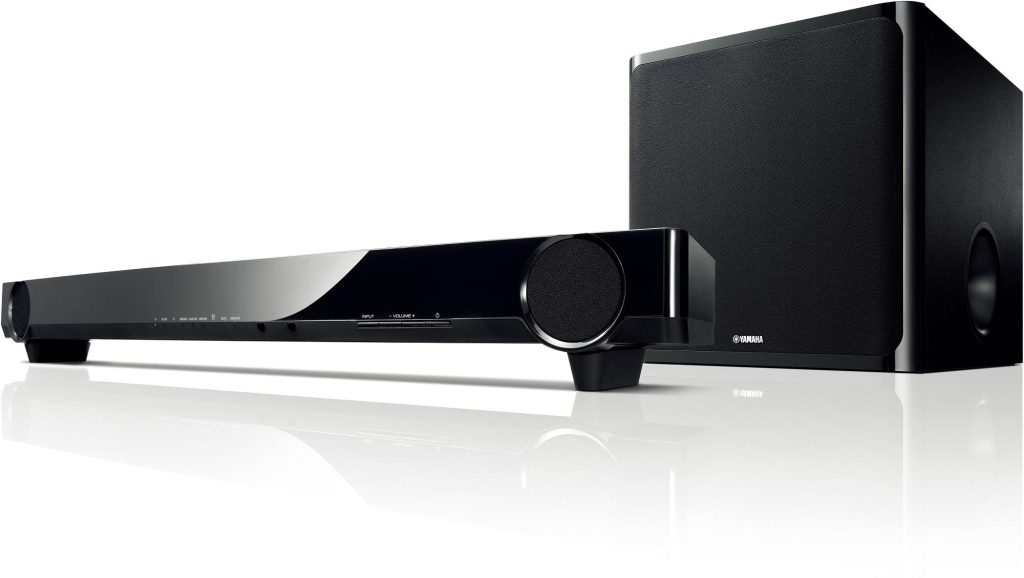 soundbar speakers yamaha yamaha soundbar yas 207. Black Bedroom Furniture Sets. Home Design Ideas
