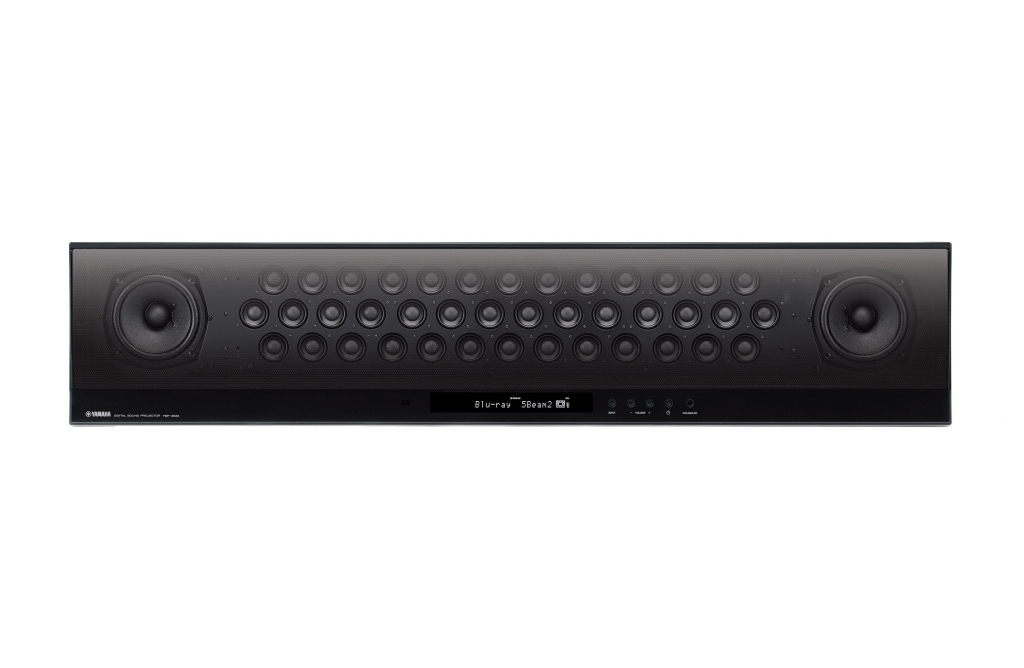 Yamaha soundbar ysp 4100 soundbar speakers yamaha for Yamaha 4100 soundbar