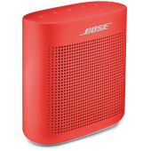 Bose SoundLink Color Bluetooth Series II, Rosu