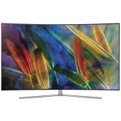 Televizor QLED Curbat Smart Samsung, 123 cm, 49Q7C, 4K Ultra HD