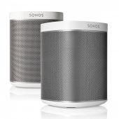 Pachet boxe wireless Sonos 2 x Play:1, alb