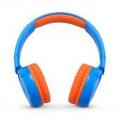 JBL JR300BT, Casti on ear Wireless, Bluetooth, Kids, Rocker Blue