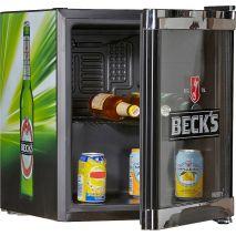 Mini Frigider Husky Coolcube HUS-CC 200 Becks, Capacitate 50 L, Clasa A+, H 51 cm, Verde