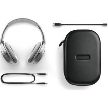 Casti wireless BOSE QC35 QuietComfort Series II, argintiu
