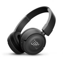 Casti audio on-ear cu microfon JBL T450, Bluetooth, Black