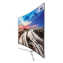 Televizor LED Curbat Smart Samsung, 138 cm, UE55MU9008, 4K Ultra HD, Tizen