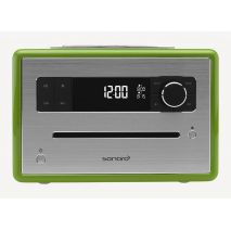 Boxa SonoroCD2 Digital Radio, Bluetooth, Verde