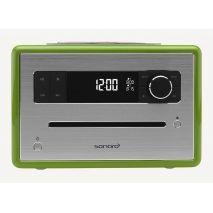 Boxa SonoroCD2 Digital Radio, Bluetooth, Verde