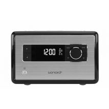 Boxa SonoroCD2 Digital Radio, Bluetooth, Negru