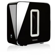 Sonos SUB GLOSSY BLACK, Wireless, 150W RMS, Negru