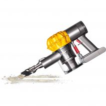 Dyson V6 Top Dog, Tehnologie Radial Root Cyclone, 100AirW, 350W, 0.4l, Galben