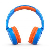 JBL JR300BT, Casti on ear Wireless, Bluetooth, Kids, Rocker Blue