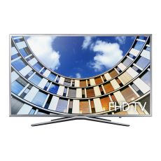 Televizor LED Smart Samsung, 138 cm, UE55M5670, Full HD, Argintiu