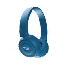 JBL T450, Blue Casti audio on-ear cu microfon