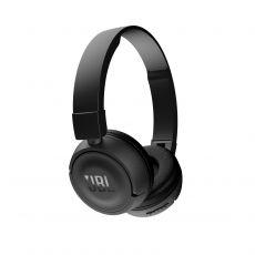 Casti audio on-ear cu microfon JBL T450, Black