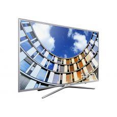 Televizor LED Smart Samsung, 138 cm, UE55M5670, Full HD, Argintiu
