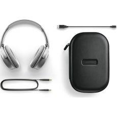 Casti wireless BOSE QC35 QuietComfort Series II, argintiu