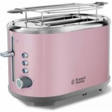 Russel Hobbs BUBBLE SOFT PINK TOASTER 25081-56