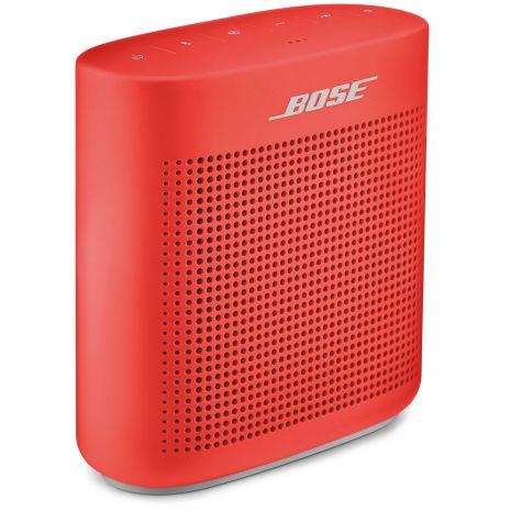 Bose SoundLink Color Bluetooth Series II, Rosu