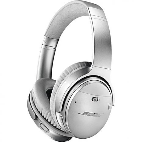 BOSE QC35 QuietComfort Series II, argintiu