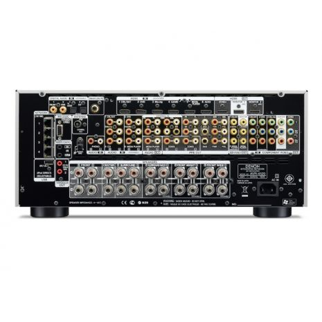 Denon AV Receiver AVR-4520