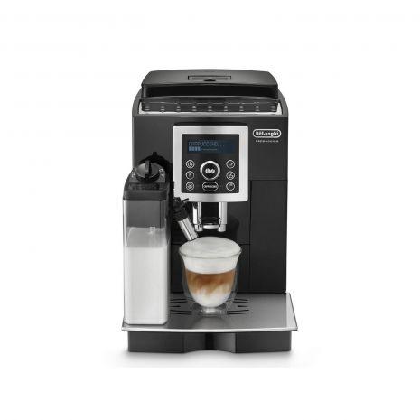 Espressor automat DeLonghi ECAM 23.460, 1450 W, 15 bar, 1.8 l, Argintiu