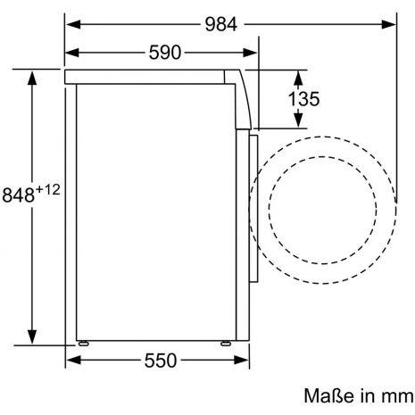 Bosch WAB28222