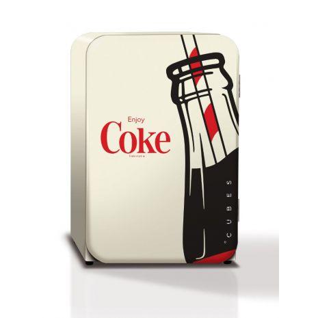 Frigider Husky RetroCube Coke